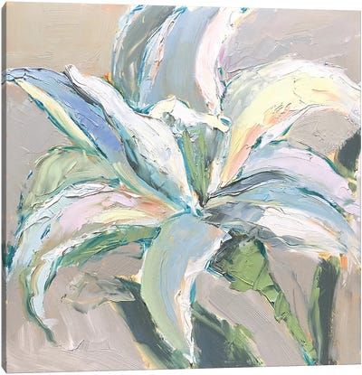 Lily II Canvas Art Print