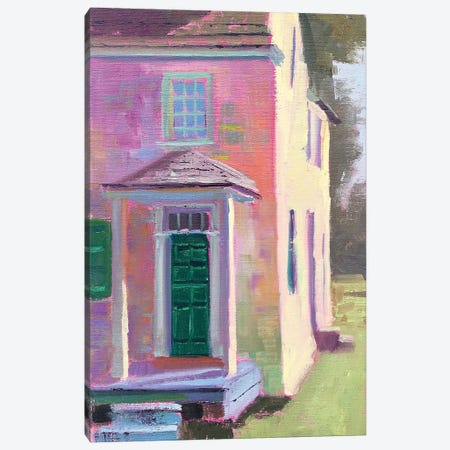 Around the Corner Canvas Print #STT6} by Jennifer Stottle Taylor Canvas Artwork