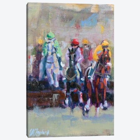 The Final Jump Canvas Print #STT80} by Jennifer Stottle Taylor Canvas Print
