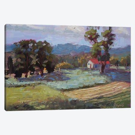The Land Between Canvas Print #STT82} by Jennifer Stottle Taylor Art Print