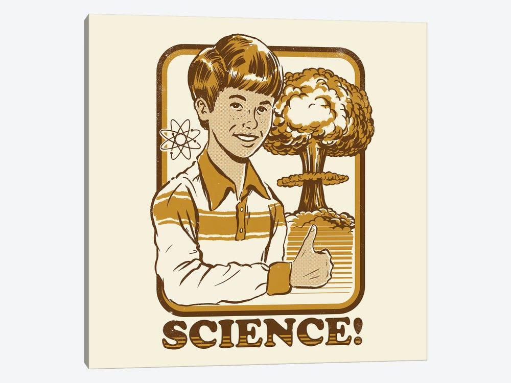 Science! by Steven Rhodes 1-piece Canvas Wall Art