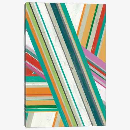 Summer Sarape II Canvas Print #STW101} by Studio W Canvas Print