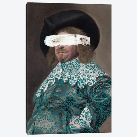 Masked Master II 3-Piece Canvas #STW131} by Studio W Canvas Artwork