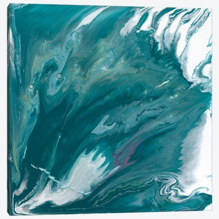 Bermuda Wave II Canvas Print #STW138} by Studio W Canvas Wall Art