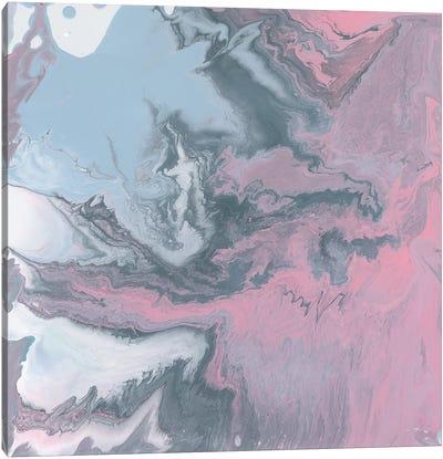 Frosty Pastels I Canvas Art Print