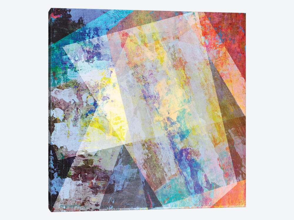 Hi-Fi Geometric V by Studio W 1-piece Art Print