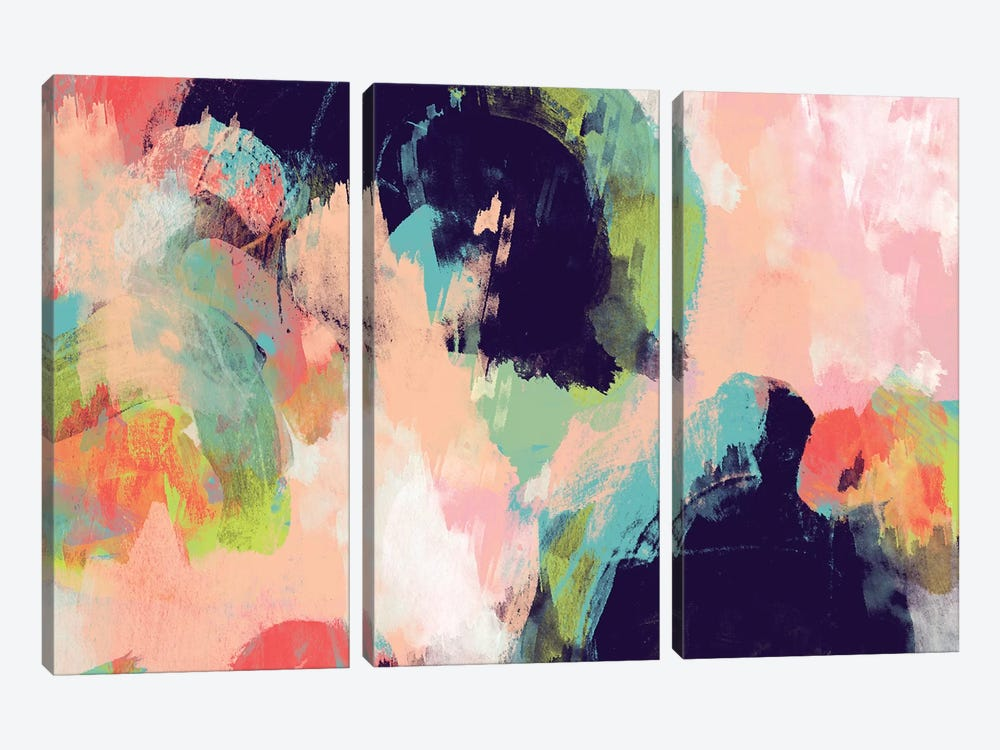 Vibrant Spring I by Studio W 3-piece Art Print