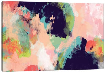 Vibrant Spring I Canvas Art Print