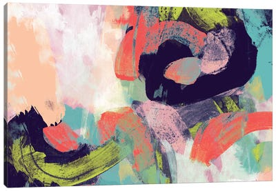 Vibrant Spring II Canvas Art Print