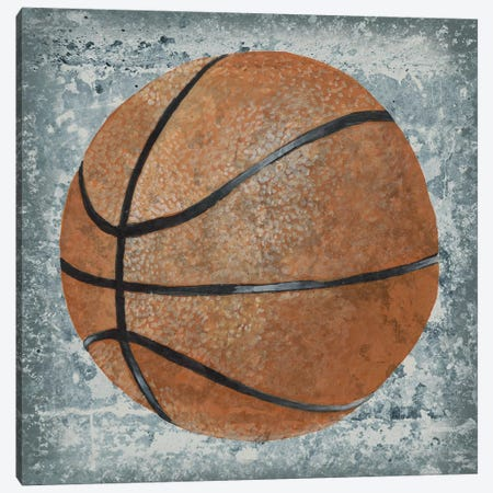 Grunge Sporting I Canvas Print #STW53} by Studio W Canvas Print