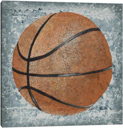 Grunge Sporting I Canvas Art Print