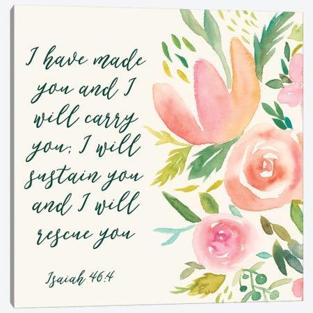 Grace Upon Grace I Canvas Print #STW64} by Studio W Canvas Print