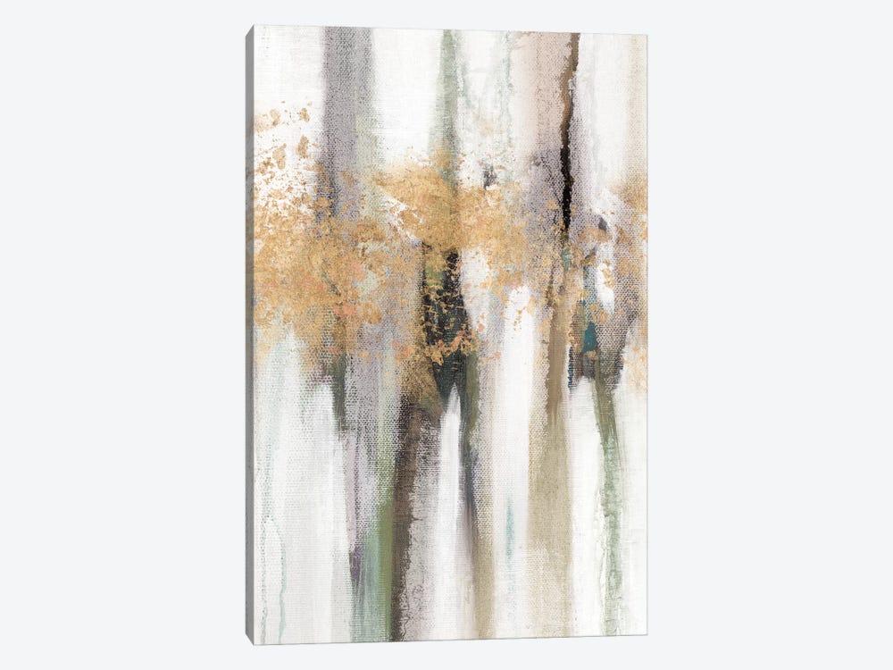 Falling Gold Leaf II by Studio W 1-piece Canvas Artwork