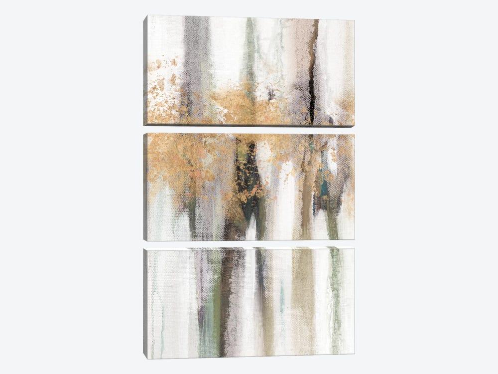 Falling Gold Leaf II by Studio W 3-piece Canvas Artwork