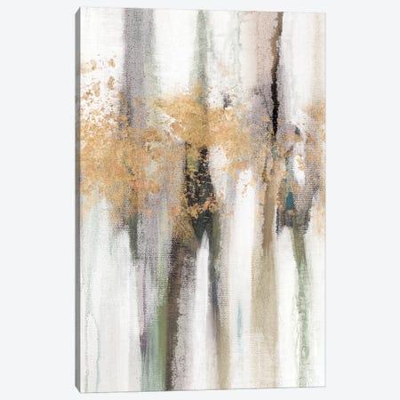 Falling Gold Leaf II Canvas Print #STW6} by Studio W Canvas Print