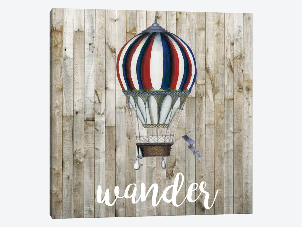 Young Explorer I by Studio W 1-piece Canvas Wall Art