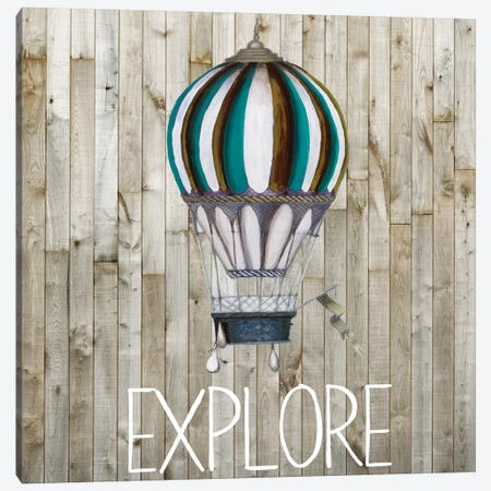 Young Explorer III Canvas Print #STW81} by Studio W Canvas Wall Art