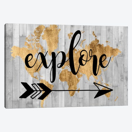 Young Explorer V Canvas Print #STW82} by Studio W Canvas Wall Art