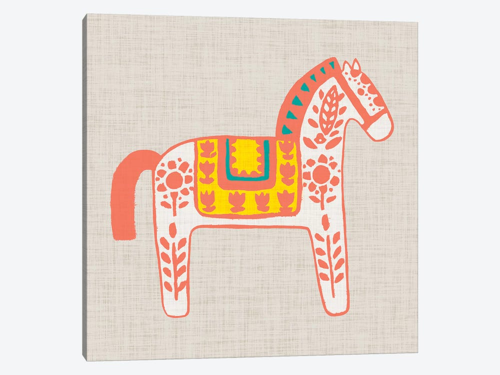 Decorative Burro I by Studio W 1-piece Canvas Artwork