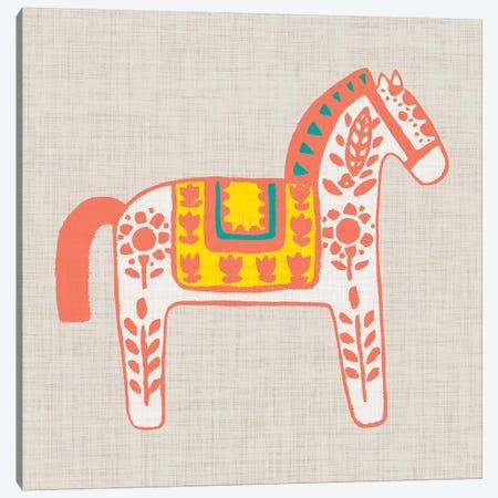 Decorative Burro I Canvas Print #STW84} by Studio W Canvas Art Print