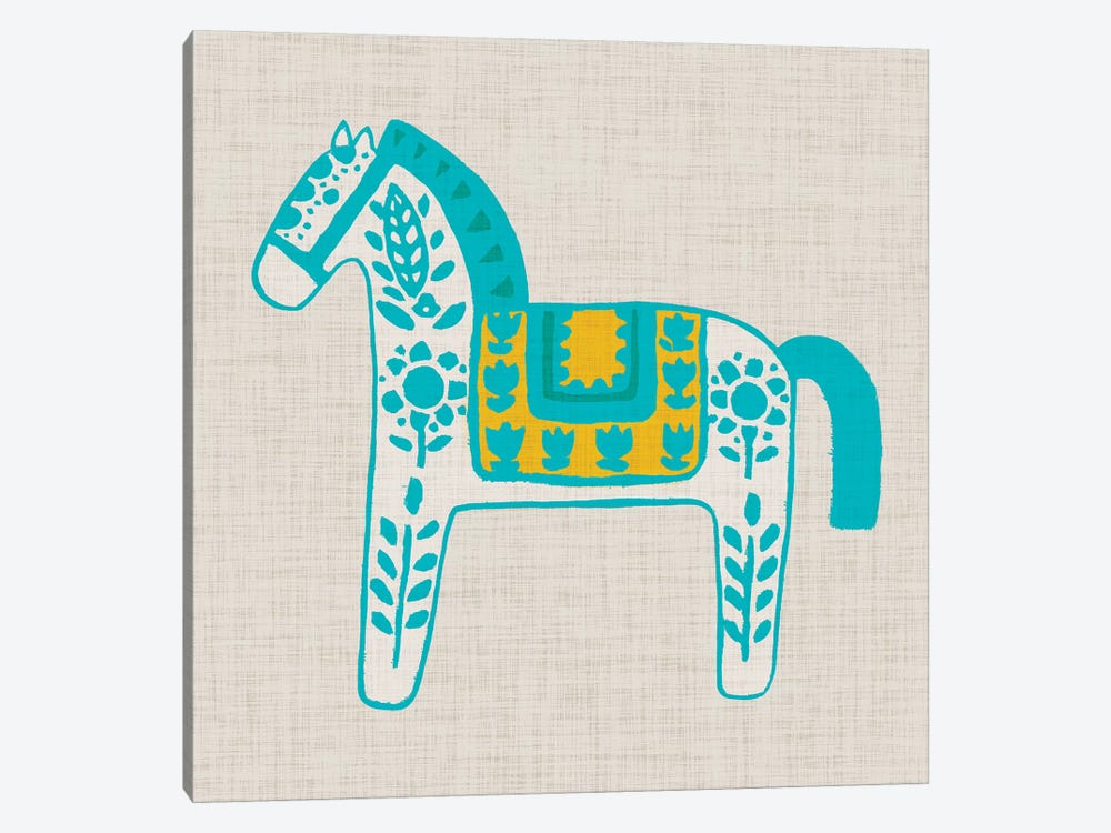 Decorative Burro II 1-piece Art Print