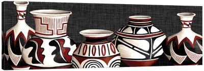 Mexican Pottery Canvas Art Print