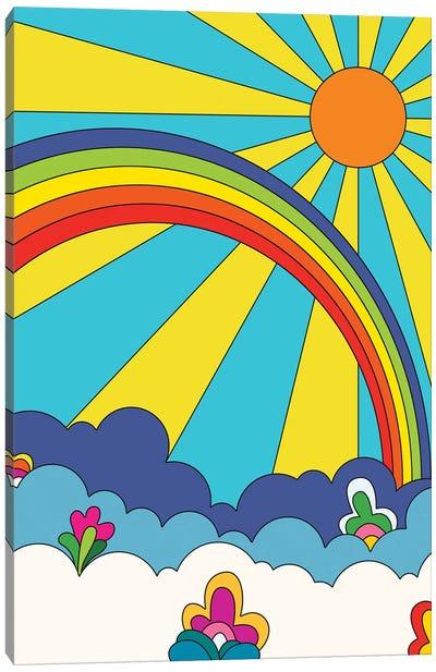 70's Vibes II Canvas Art Print