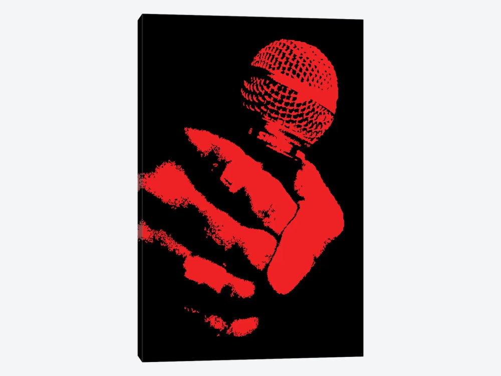 Check 1212 by Steez 1-piece Canvas Wall Art