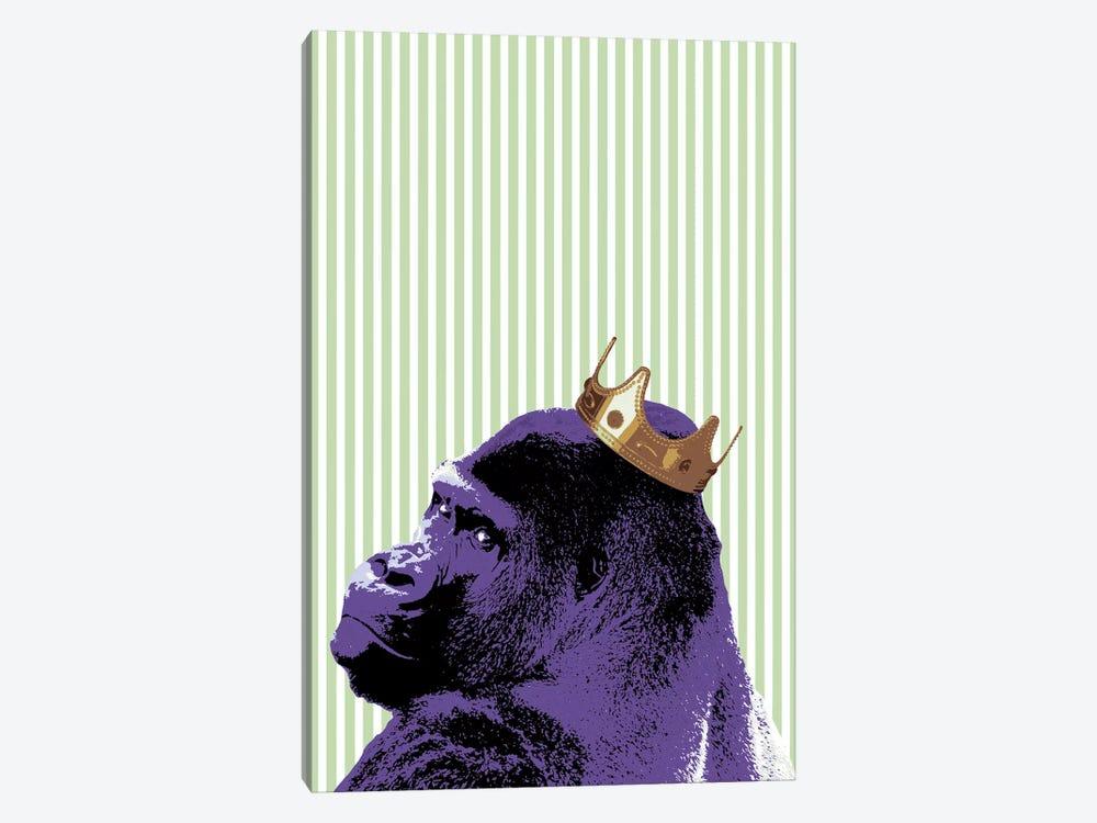 Crown Ape by Steez 1-piece Art Print