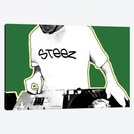 DJ Canvas Print #STZ21} by Steez Canvas Print