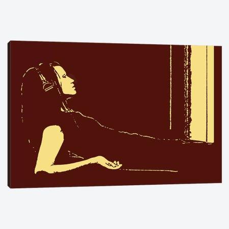 Loungin' 3-Piece Canvas #STZ39} by Steez Canvas Artwork