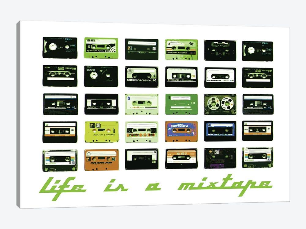 Mixtape by Steez 1-piece Art Print