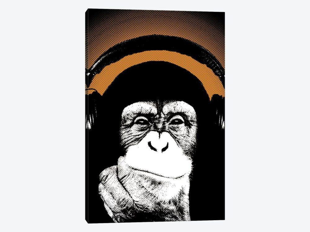 Monkey BL V by Steez 1-piece Canvas Art Print