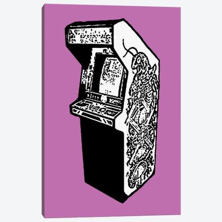 Arcade Canvas Print #STZ4} by Steez Canvas Artwork