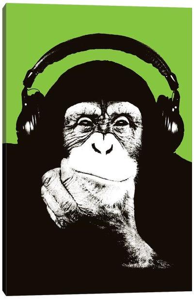 New Monkey Head VI Canvas Art Print