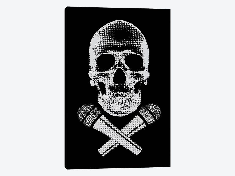 Skullz by Steez 1-piece Canvas Artwork