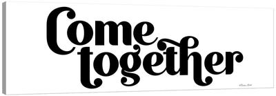 Come Together Canvas Art Print