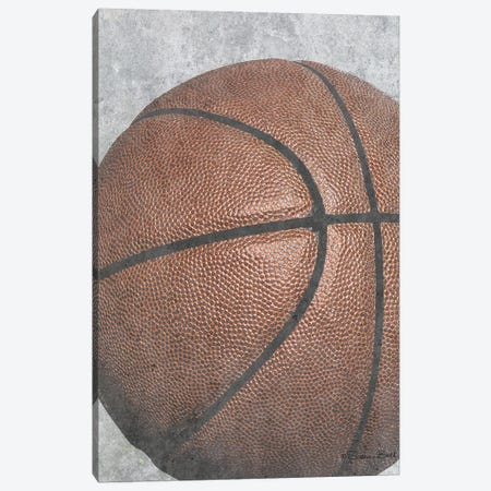 Sports Ball - Basketball Canvas Print #SUB24} by Susan Ball Canvas Art Print