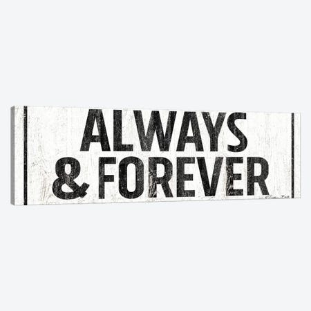 Always and Forever Canvas Print #SUB38} by Susan Ball Canvas Art Print