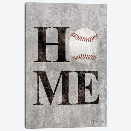 Baseball HOME Canvas Print #SUB61} by Susan Ball Canvas Art