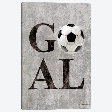 Soccer GOAL Canvas Print #SUB72} by Susan Ball Canvas Print