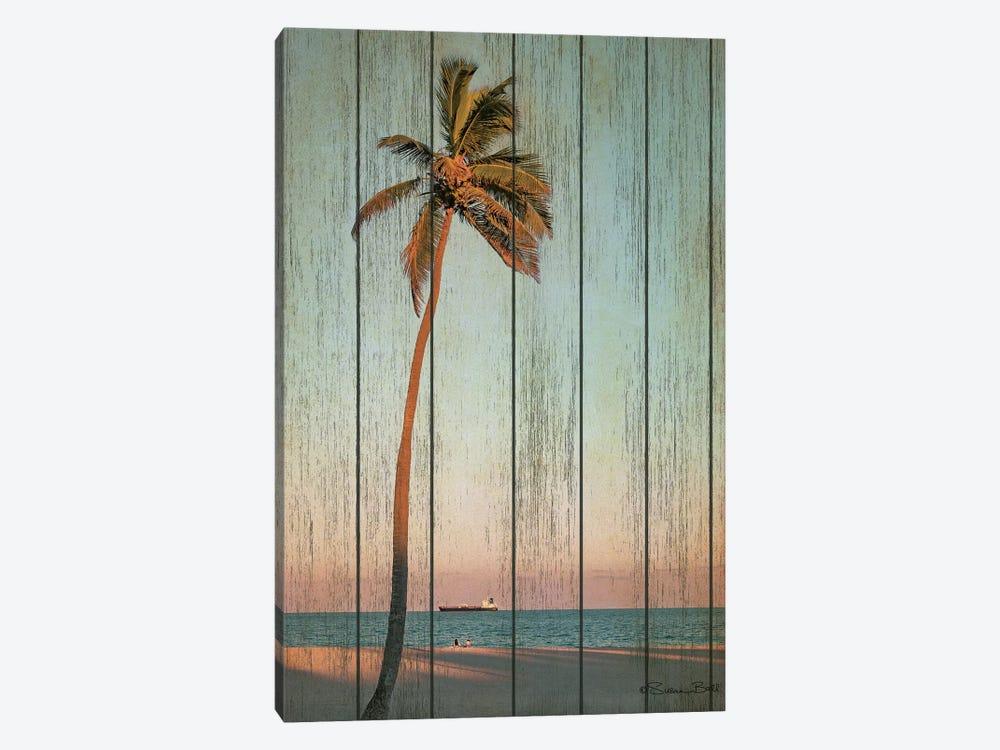 Vintage Palm  by Susan Ball 1-piece Canvas Art Print