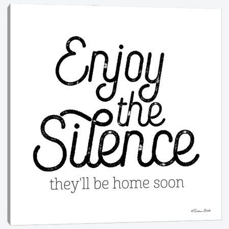 Enjoy the Silence Canvas Print #SUB95} by Susan Ball Canvas Art