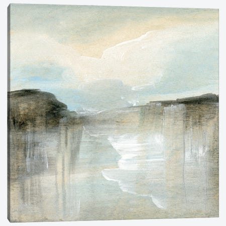 Quietude Canvas Print #SUD5} by Karen Suderman Canvas Wall Art