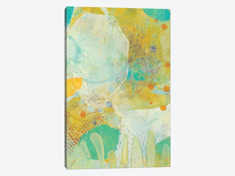 Wim I by Sue Jachimiec 1-piece Canvas Artwork