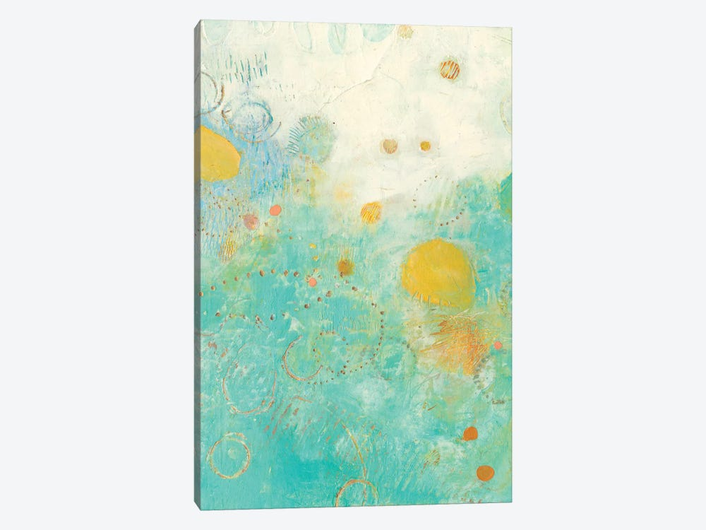 Wim II by Sue Jachimiec 1-piece Canvas Print