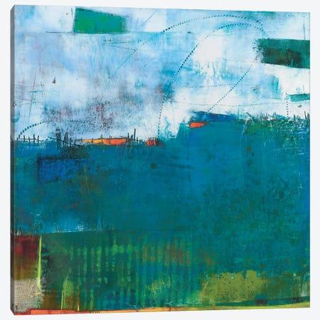 Hey Day II Canvas Print #SUE10} by Sue Jachimiec Canvas Art