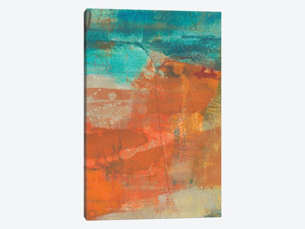 Alira IV by Sue Jachimiec 1-piece Canvas Artwork