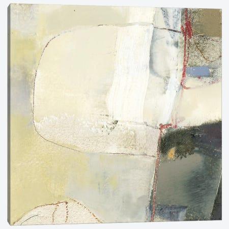 Pique V Canvas Print #SUE117} by Sue Jachimiec Canvas Print