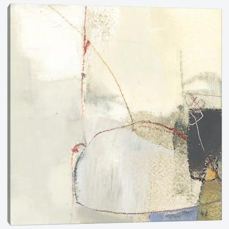 Pique VI Canvas Print #SUE118} by Sue Jachimiec Canvas Art